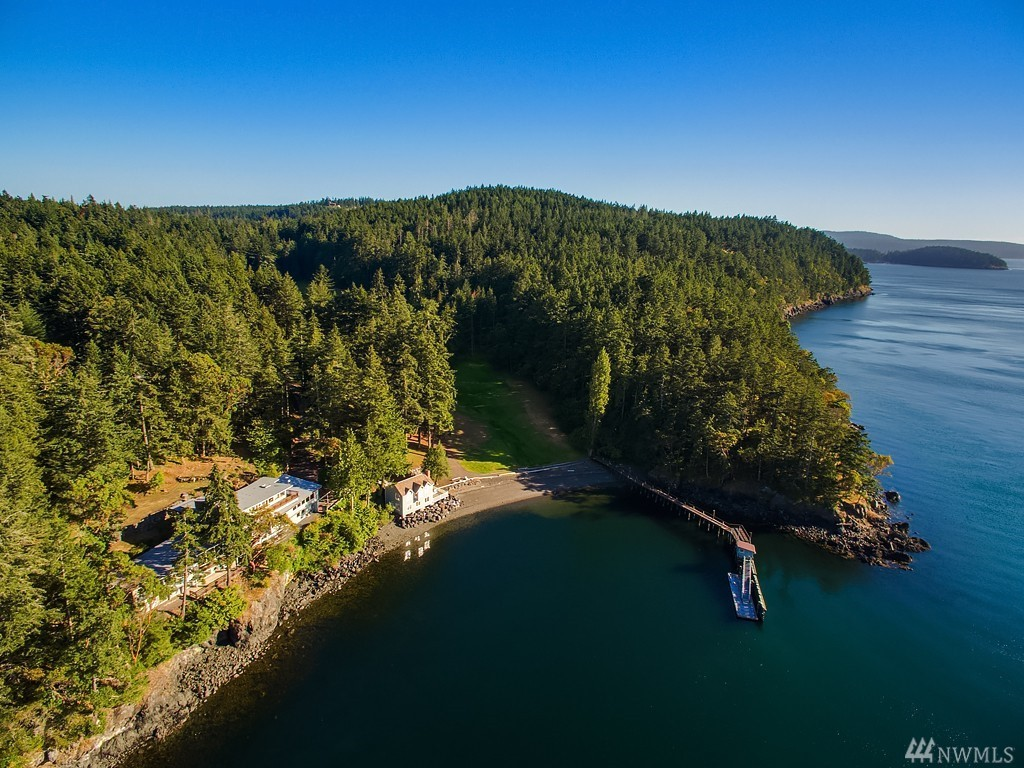 Photo of home for sale at Rd, Orcas Island WA