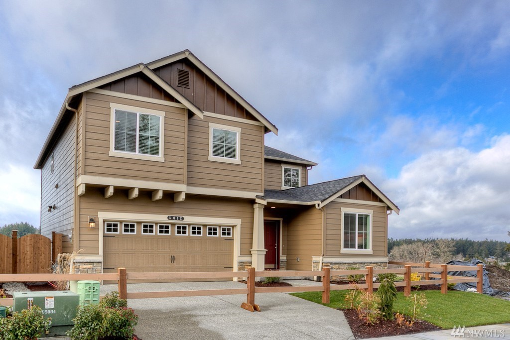 Photo of home for sale at St, Lacey WA